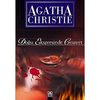 Doðu Ekspresinde Cinayet - Agatha Christie