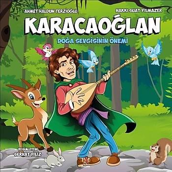 Karacaoðlan - Doða Sevgisinin Önemi - Ahmet Haldun Terzioðlu - Panama Yayýncýlýk