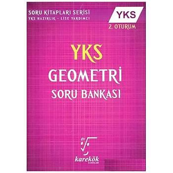 YKS 2. Oturum Geometri Soru Bankasý Karekök Yayýnlarý