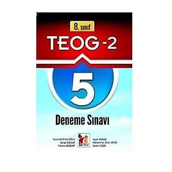 8.Sýnýf TEOG-2 5 Deneme Sýnavý Altýn Post Yayýnlarý