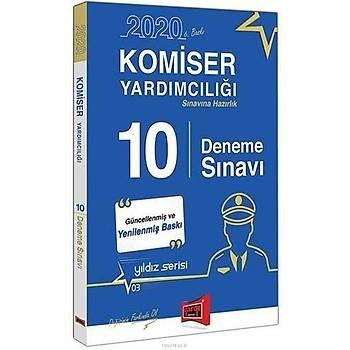 Yargý 2020 Komiser Yardýmcýlýðý Sýnavýna Hazýrlýk 10 Deneme Sýnavý