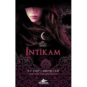 Ýntikam - Bir Gece Evi Romaný 11 - Kristin Cast - Pegasus Yayýnlarý
