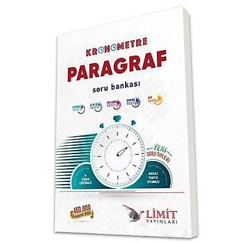 Limit Kronometre Paragraf Soru Bankasý