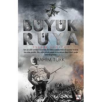 Büyük Rüya - Rahim Türk - Az Kitap