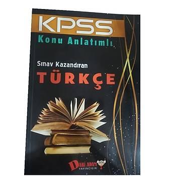2017 KPSS Genel Yetenek Genel Kültür Sýnav Kazandýran Türkçe Konu Anlatýmlý