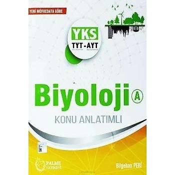 Palme TYT - AYT Biyoloji A Konu Anlatýmlý (2020 YKS)