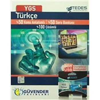 YGS TEDES Türkçe Konu Anlatýmlý Güvender Yayýnlarý