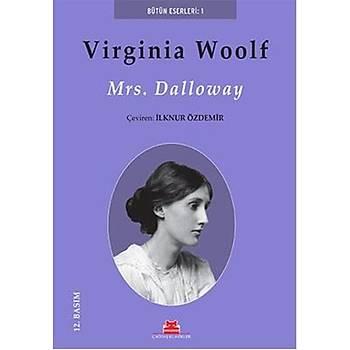 Mrs. Dalloway - Virginia Woolf - Kýrmýzý Kedi