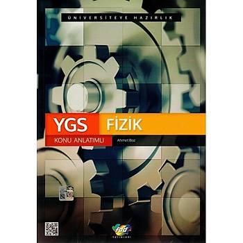 Fdd Ygs Fizik Konu Anlatým 2016