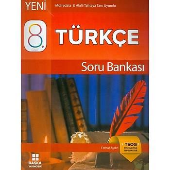 8.Sýnýf TEOG Türkçe Soru Bankasý