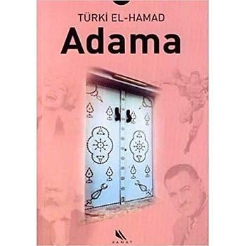 Adama - Türki El - Hamad - Kanat Kitap