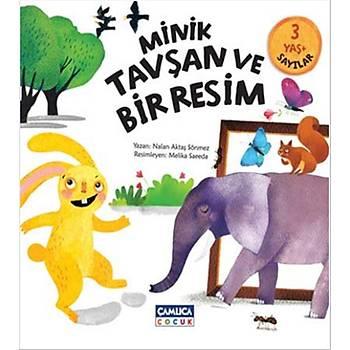 Minik Tavþan ve Bir Resim - Nalan Aktaþ Sönmez - Çamlýca Çocuk Yayýnlarý