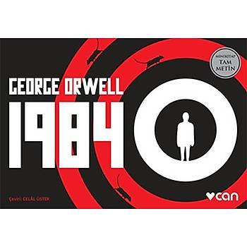 Bin Dokuz Yüz Seksen Dört - 1984 - Mini Kitap - George Orwell