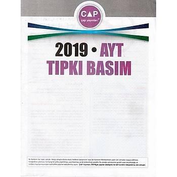 2019 AYT Týpký Basým Çap Yayýnlarý