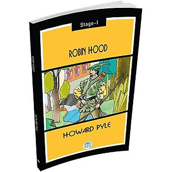 Maviçatý Yayýnlarý - Robin Hood - Howard Pyle (Level-1)
