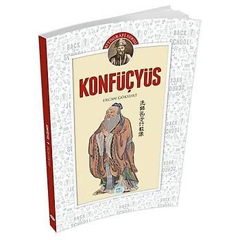 Konfüçyüs (Biyografi) Ercan Gökyurt Maviçatý Yayýnlarý