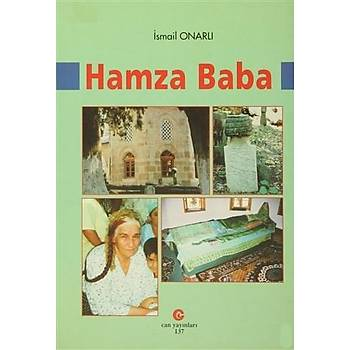 Hamza Baba - Ýsmail Onarlý - Can Yayýnlarý (Ali Adil Atalay)