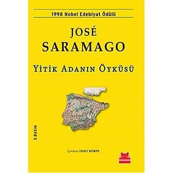 Yitik Adanýn Öyküsü - Jose Saramago - Kýrmýzý Kedi
