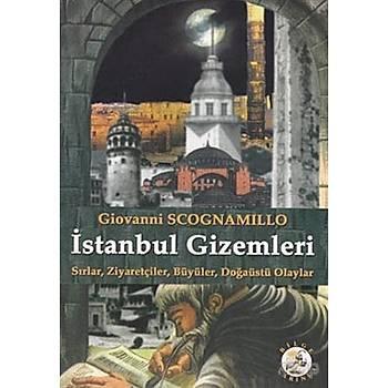 Ýstanbul Gizemleri - Giovanni Scognamillo - Bilge Karýnca Yayýnlarý
