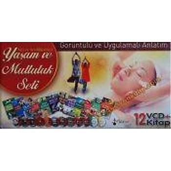 Yaþam ve Mutluluk Seti - 12 VCD GÖRÜNTÜLÜ VE UYGULAMALI ANLATIM