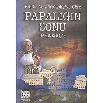 Papalýðýn Sonu - Sýnýr Ötesi Yayýnlarý - Harun Kolçak