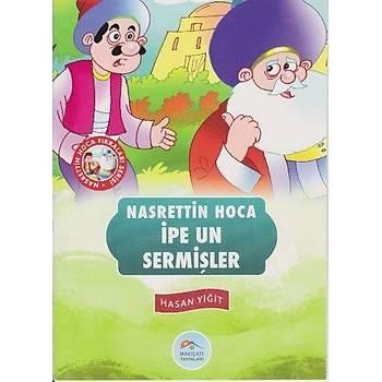 Maviçatý Yayýnlarý - Ýpe Un Sermiþler - Nasrettin Hoca Dizisi 9