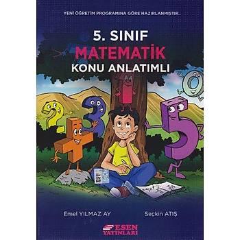 Esen 5.Sýnýf Matematik Konu Anlatýmlý