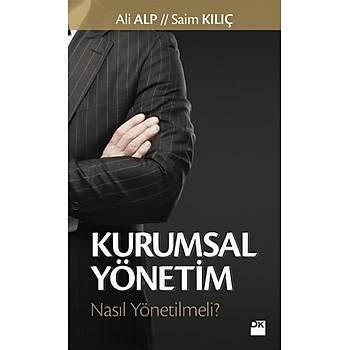 Kurumsal Yönetim - Ali Alp - Doðan Kitap