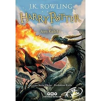 Harry Potter ve Ateþ Kadehi - 4 - J. K. Rowling - Yapý Kredi Yayýnlarý