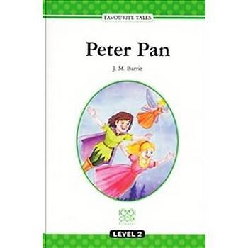 Peter Pan - James Matthew Barrie - 1001 Çiçek Kitaplar