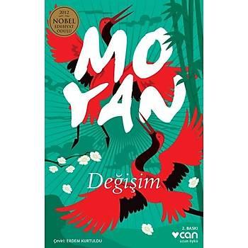 Deðiþim - Mo Yan - Can Sanat Yayýnlarý