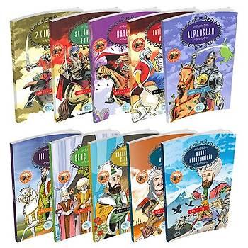 Büyük Sultanlar Serisi 10 Kitap Maviçatý Yayýnlarý