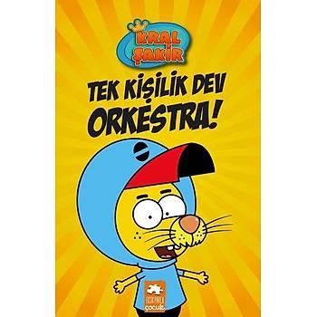 Tek Kiþilik Dev Orkestra - Kral Þakir - Kolektif - Eksik Parça Yayýnlarý