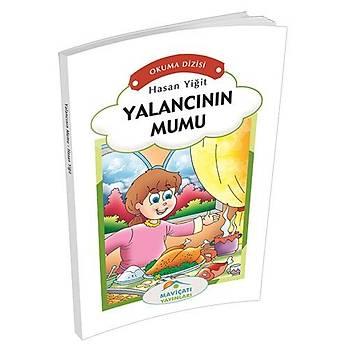 Okuma Dizisi 3.Sýnýf Yalancýnýn Mumu - Hasan Yiðit - Maviçatý Yayýnlarý