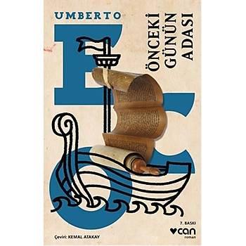 Önceki Günün Adasý - Umberto Eco - Can Yayýnlarý