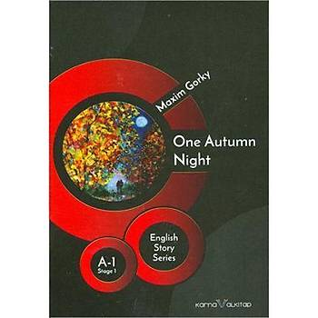 One Autumn Night - Maxim Gorky (Stage-1) Karnaval Kitap