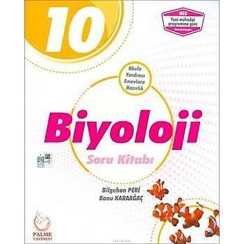 10.Sýnýf Biyoloji Soru Kitabý Palme Yayýncýlýk