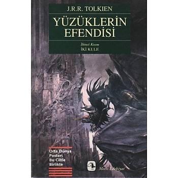 Yüzüklerin Efendisi Ýkinci Kýsým Ýki Kule - J.R.R. Tolkien
