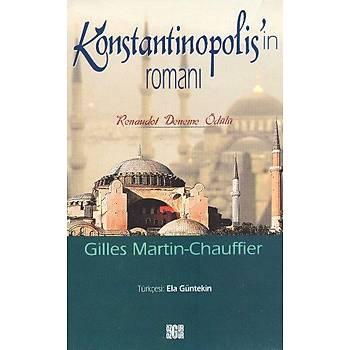 Konstantinopol'in Romaný - Gilles Martin - Chauffier