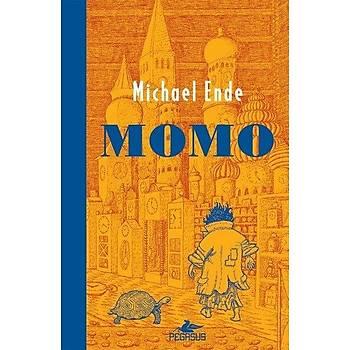 Momo - Michael Ende - Pegasus Yayýnlarý