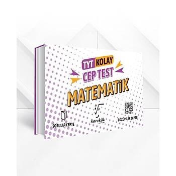 KAREKÖK TYT Cep Test Matematik Kolay