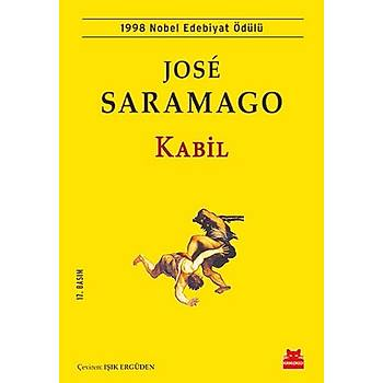 Kabil - Jose Saramago - Kýrmýzý Kedi