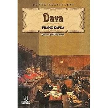 Dava - Franz Kafka - Anonim Yayýncýlýk