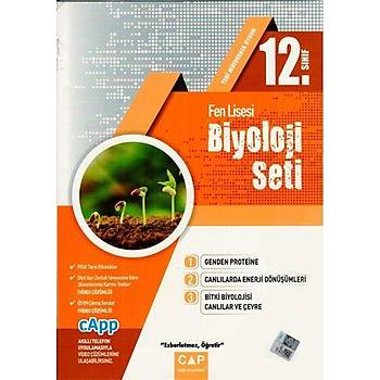 12. Sýnýf Fen Lisesi Biyoloji Seti Çap Yayýnlarý