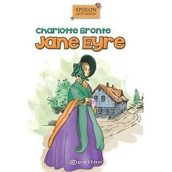 Jane Eyre Ciltli - Charlotte Bronte - Epsilon Yayýnlarý