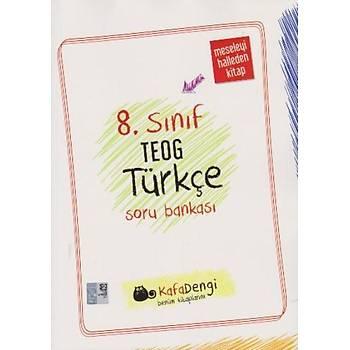 Kafadengi 8.Sýnýf TEOG Türkçe Soru Bankasý 2017