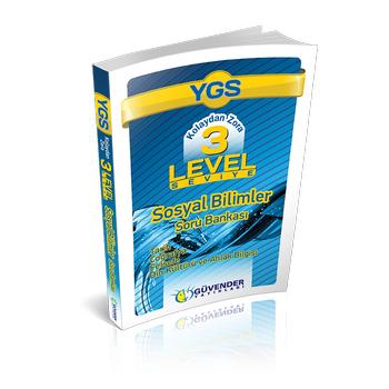 YGS 3 Level Sosyal Bilimler Soru Bankasý