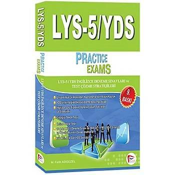 YDS Practice Exams - M. Fatih Adýgüzel - Pelikan Týp Teknik Yayýncýlýk