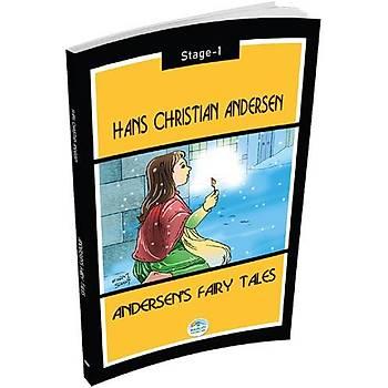 Maviçatý Yayýnlarý - Andersen's Fairy Tales - Hans Christian Andersen (Level-1)