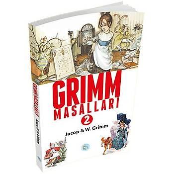 Grimm Masallarý-2 - Jacop / W. Grimm - Maviçatý Yayýnlarý